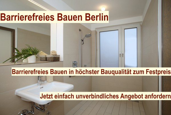 Barrierefreies bauen berlin barrierefreie wohnung for Barrierefreies bauen