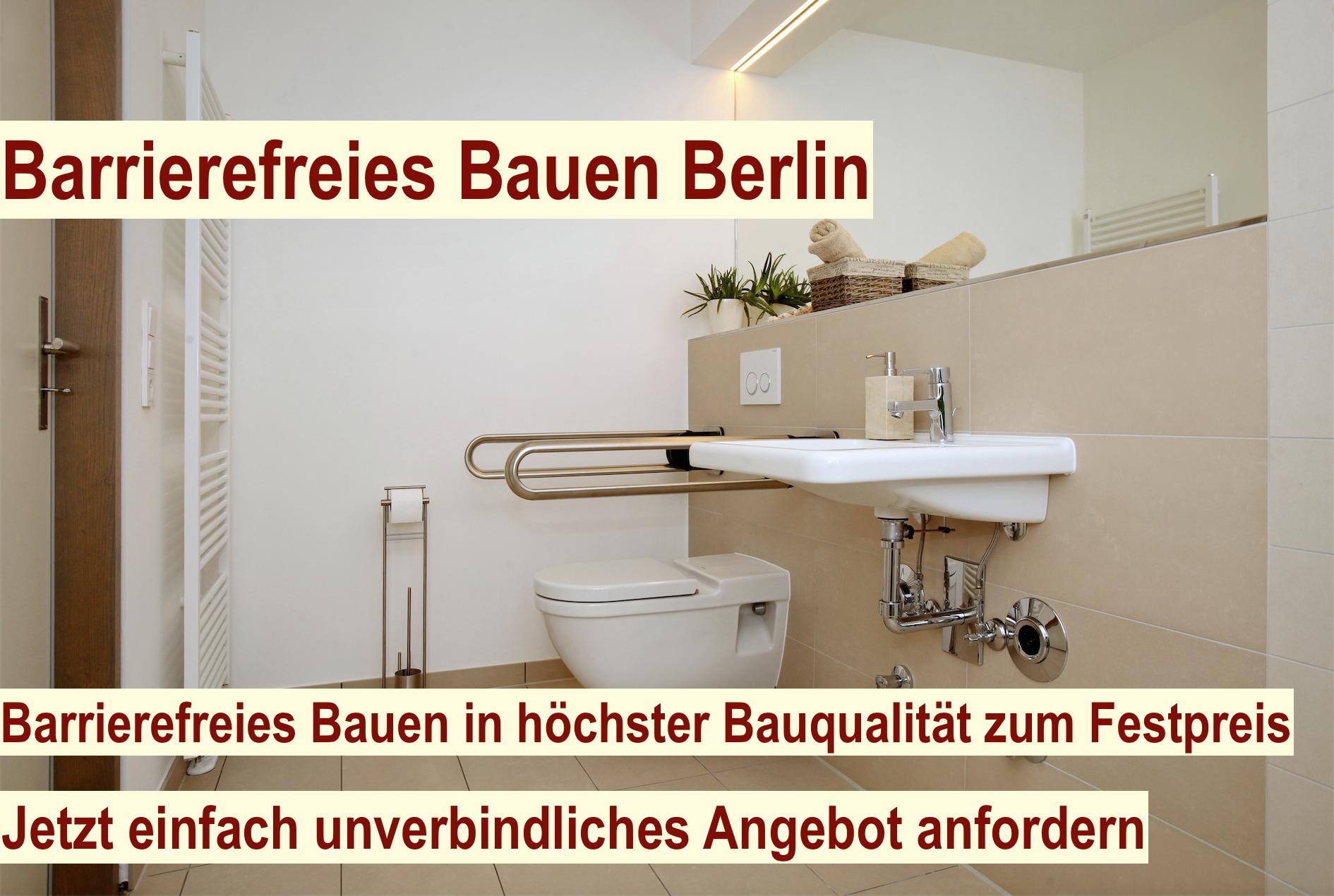 Barrierefreies Bauen Berlin