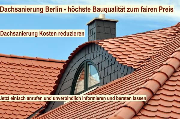Dachsanierung Berlin - Dachsanierung Kosten reduzieren
