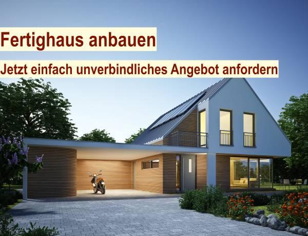 Fertighaus anbauen Berlin - Fertighaus aufstocken