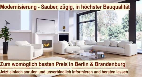 Gebäudesanierung Berlin