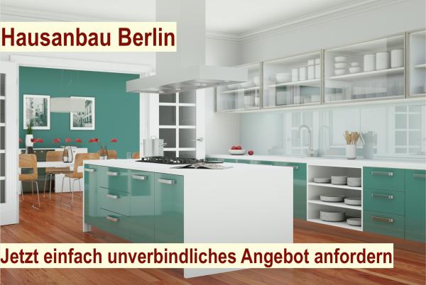 Hausanbau Berlin - Barrierefreies Bauen Berlin