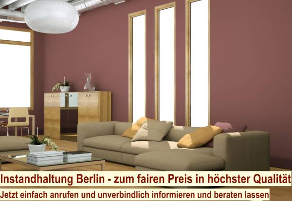 instandhaltung berlin sanierung modernsierung immobilie. Black Bedroom Furniture Sets. Home Design Ideas