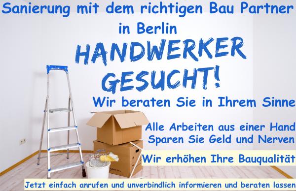Sanierung Altbau Leitungen Berlin
