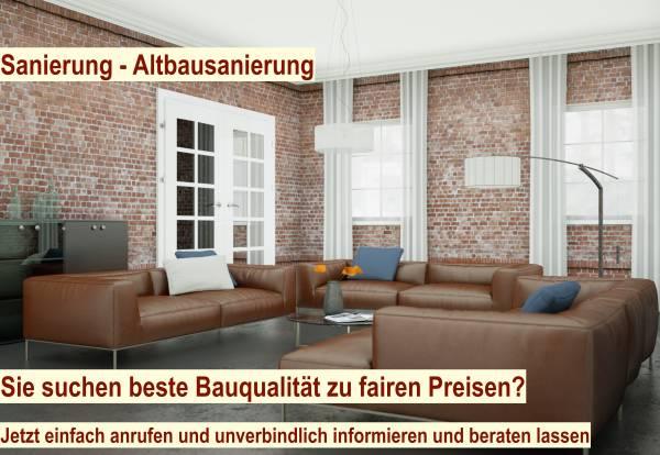 Sanierung Berlin - Altbausanierung