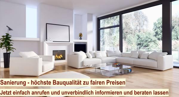 Sanierung Berlin - energetische Sanierung